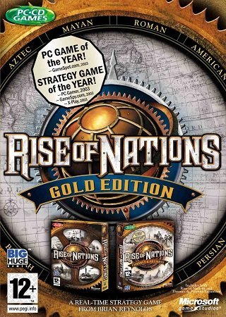 Rise of Nations - Extended Edition (2014) Скачать Торрент