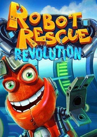 Robot Rescue Revolution (2014) Скачать Торрент