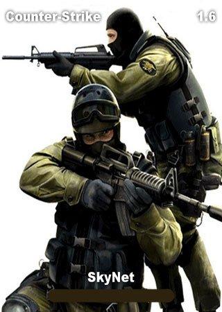Counter-Strike 1.6 SkyNet (2014) RePack Скачать Торрент