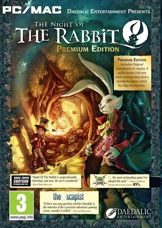 The Night of the Rabbit - Premium Edition (2013) Steam- ... Скачать Торрент