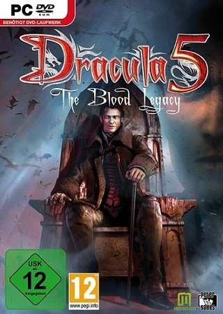 Dracula 5: The Blood Legacy (2013) Repack от R.G. UPG Скачать Торрент