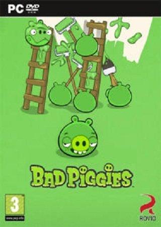 Bad Piggies (2012) RePack Скачать Торрент