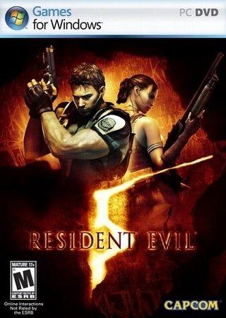Resident Evil 5 (2009) RePack от R.G. Механики Скачать Торрент