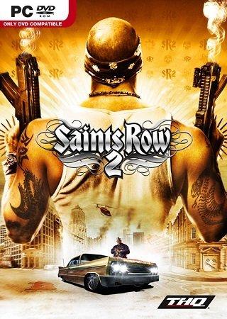 Saints Row 2 (2009) RePack от Fenixx Скачать Торрент