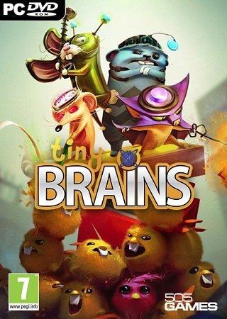 Tiny Brains (2013) Repack от R.G. Механики Скачать Торрент