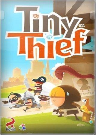 Tiny Thief v. 1.1.0 (2013) iOS Скачать Торрент