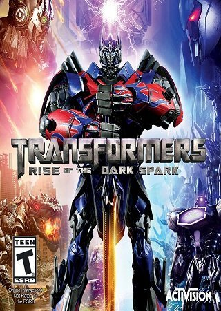 Transformers: Rise of the Dark Spark (2014) RePack Скачать Торрент