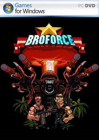 Broforce: Double Bro Impact (2014) Скачать Торрент