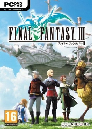 Final Fantasy 3 (2014) RePack от R.G. Games Скачать Торрент
