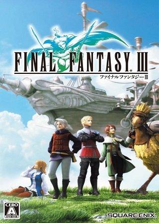 Final Fantasy 3 (2012) Android Скачать Торрент