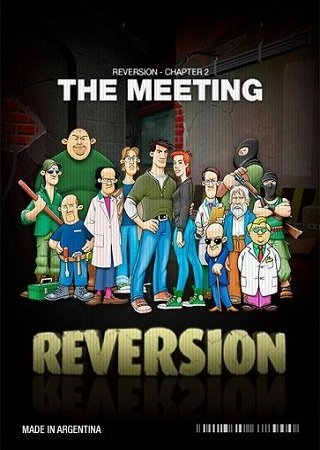 Reversion: The Meeting (2013) Repack от R.G. UPG Скачать Торрент