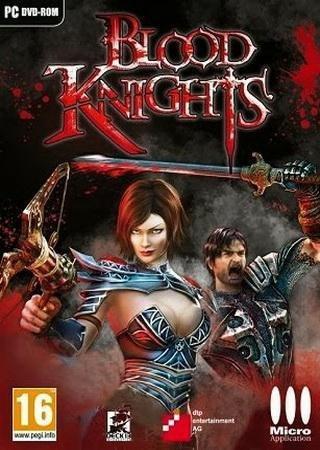 Blood Knights (2013) Repack от z10yded Скачать Торрент