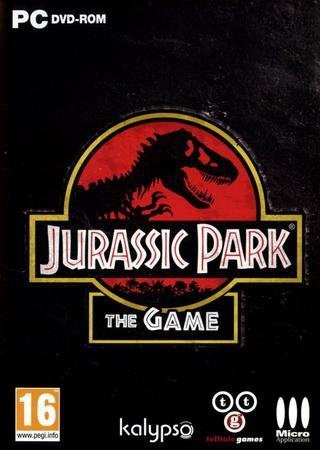 Jurassic Park: The Game (2011) RePack от R.G. Механики Скачать Торрент
