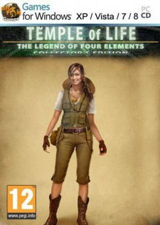 Храм жизни: Легенда четырех элементов / Temple Of Life: The Legend Of Four Elements (2013)