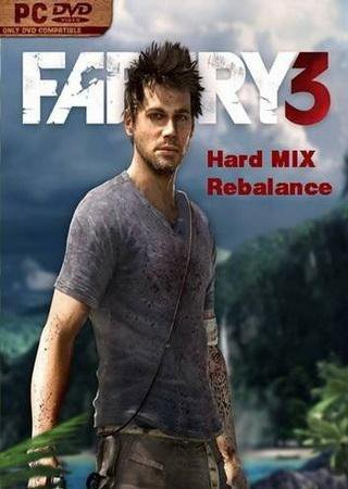 Far Cry 3: Hard MIX Rebalance MOD + DLC + OST (2012) Скачать Торрент