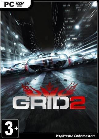 GRID 2 [v 1.0.85.8679 + 9 DLC] (2013) Скачать Торрент