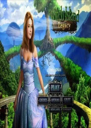 Остров Ведьмы: Наследие / Legacy: Witch Island (2013) Скачать Торрент