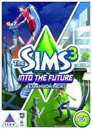 The Sims 3: Вперед в будущее / The Sims 3: Into the Fut ... Скачать Торрент