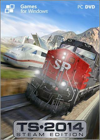 Train Simulator 2014: Steam Edition [v 38.3a] (2013) Скачать Торрент