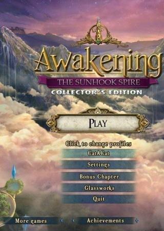 Пробуждение: Шпиль Солнцелов / Awakening 5: The Sunhook ... Скачать Торрент