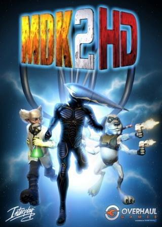 MDK2 HD (2011) Скачать Торрент
