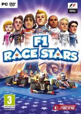 F1 Race Stars (2012) Скачать Торрент