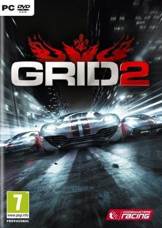 GRID 2 [+ 4 DLC] [Steam-Rip] (2013) by R.G. Игроманы Скачать Торрент