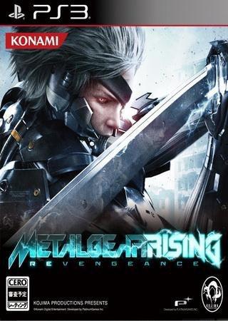 Metal Gear Rising: Revengeance (2013) PS3 Скачать Торрент