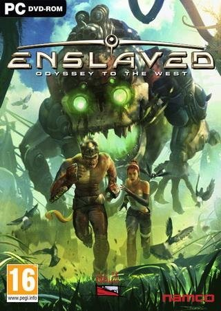 Enslaved - Odyssey to the West. Premium Edition (2013) Скачать Торрент