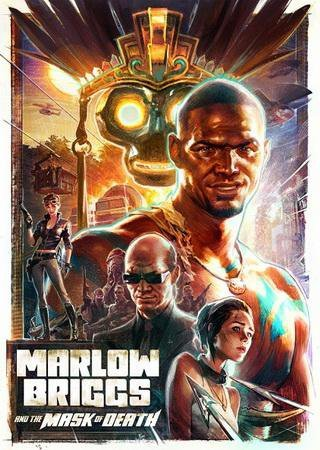 Marlow Briggs and The Mask of Death (2013) Скачать Торрент