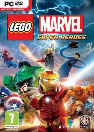 LEGO Marvel Super Heroes (2013) Скачать Торрент