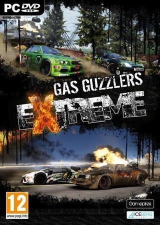 Gas Guzzlers Extreme (2013) Скачать Торрент