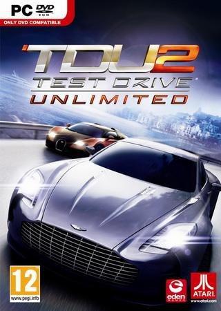 Test Drive Unlimited 2 - 2011 Скачать Торрент
