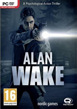 Alan Wake Humble Weekly Sale Edition (2012) Скачать Торрент