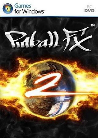 Pinball FX2 (2013) + 6 DLC Скачать Торрент
