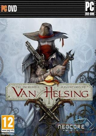 The Incredible Adventures of Van Helsing [v1.0.03] (201 ... Скачать Торрент