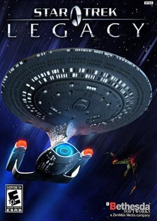 Star Trek: Наследие / Star Trek: Legacy (2007) Repack о ... Скачать Торрент