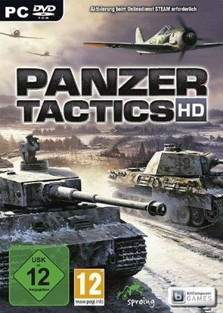 Panzer Tactics HD (2014) Repack от R.G. UPG Скачать Торрент