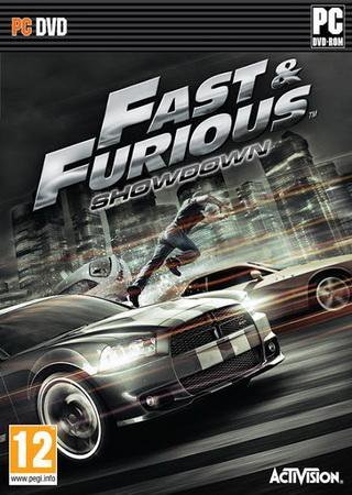 Fast & Furious: Showdown (2013) PC Скачать Торрент
