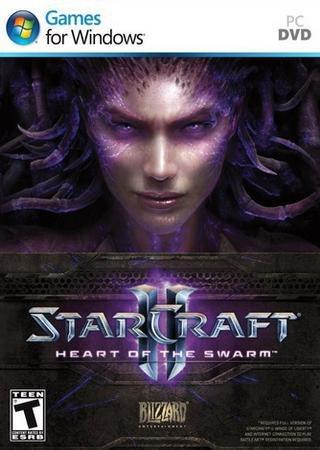 StarCraft 2 Heart of the Swarm (2013) Скачать Торрент