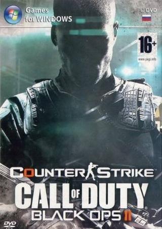 Counter-Strike: Source - Black Ops 2 (2013) Скачать Торрент