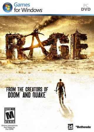 Rage (2011) by R.G. Механики Скачать Торрент