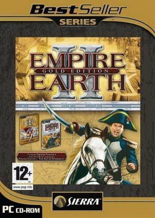 Empire Earth 2: Gold Edition [v.1.2] (2006) RePack от R ... Скачать Торрент