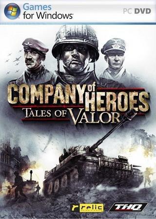 Company of Heroes: Tales of Valor - Blitzkrieg & Easter ... Скачать Торрент
