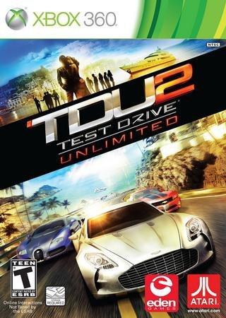 Test Drive Unlimited 2 (2011) Xbox Скачать Торрент