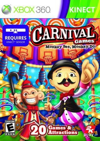 CARNIVAL GAMES: MONKEY SEE, MONKEY DO (2011) Скачать Торрент