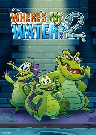 Where's My Water? 2 (v1.0.1) (2013) Скачать Торрент