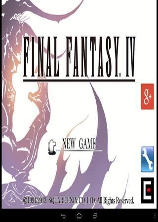 Final Fantasy IV (v1.2.1) (2013) Скачать Торрент