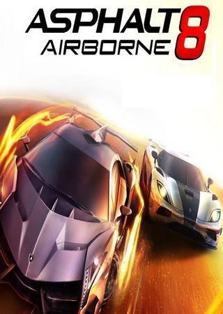 Asphalt 8: Airborne 1.0.0 (2013) Скачать Торрент