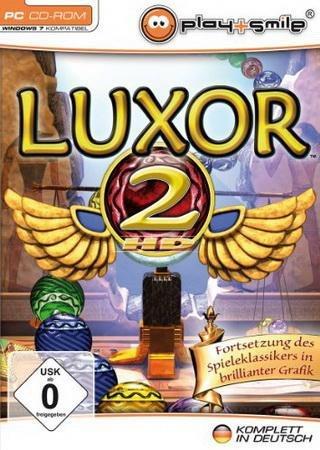 Луксор 2 HD / Luxor 2 HD (2013) RePack Скачать Торрент
